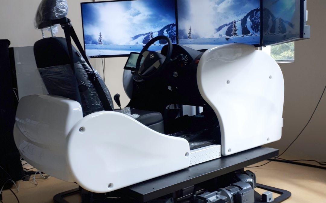 New AVSimulation simulator in Malaysia