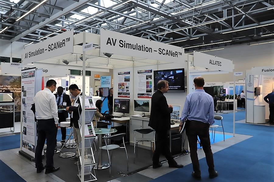 Autonomous Vehicle Test & Development Symposium Europe 2018