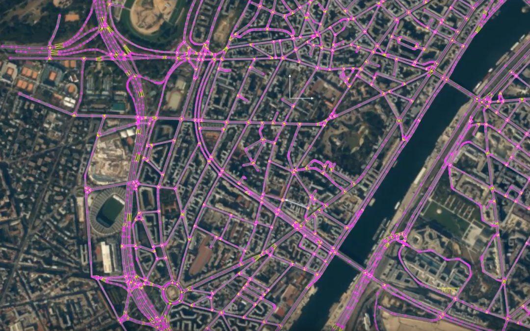 Howto: Import GIS to SCANeR