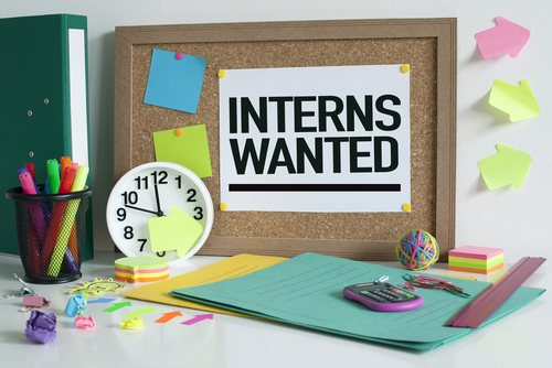 Interns Wanted !
