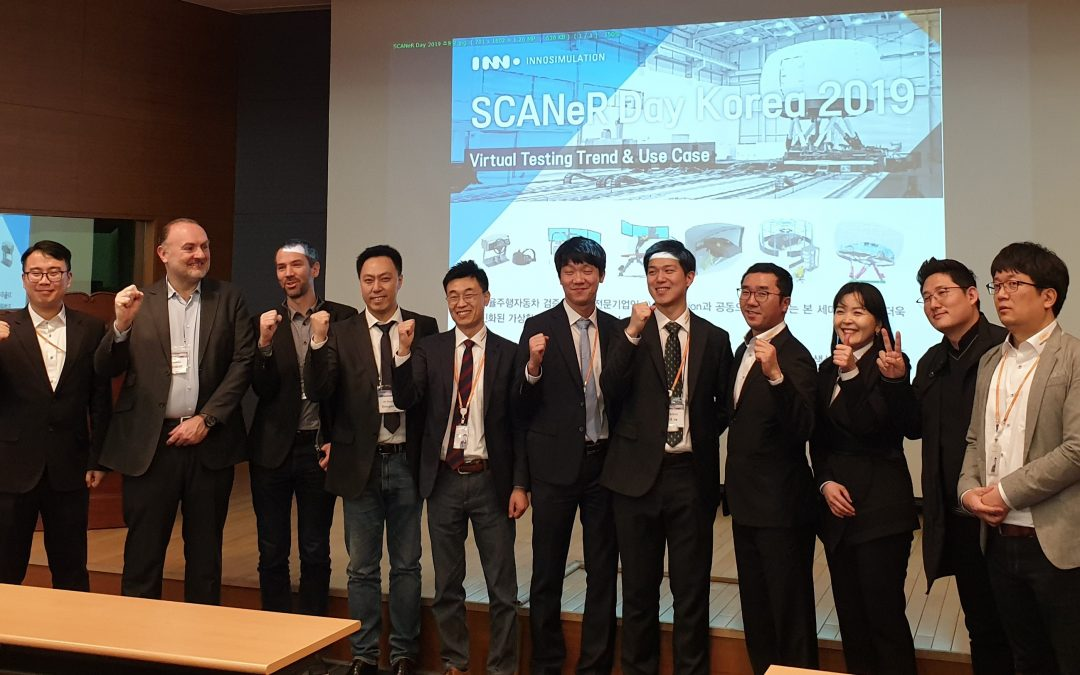 SCANeR™Day Korea