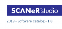 Catalogue SCANeRstudio 1.8