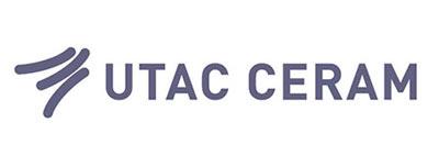 Logo UTAC CERAM