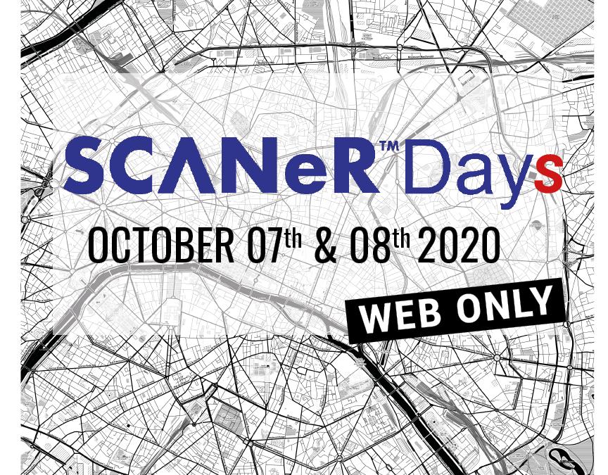 SCANeR Days 2020