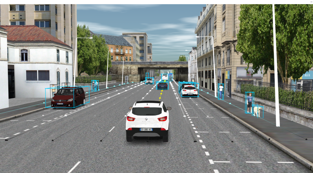 Artificial intelligence in AVSimulation products