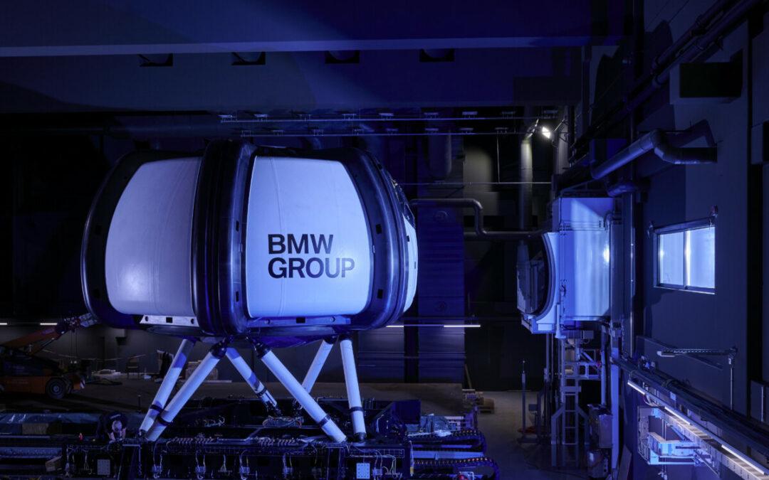 The Interview: BMW Simulators